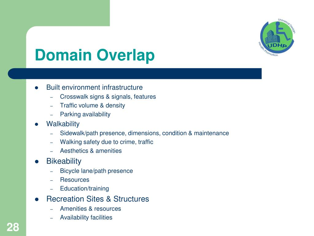 Domain Overlap