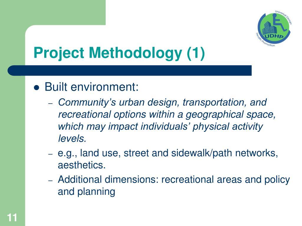 Project Methodology (1)