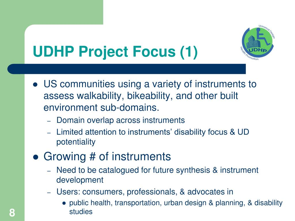UDHP Project Focus (1)