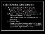 constitutional amendments14