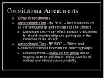 constitutional amendments15