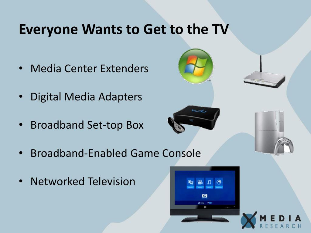 Everyone Wants to Get to the TV