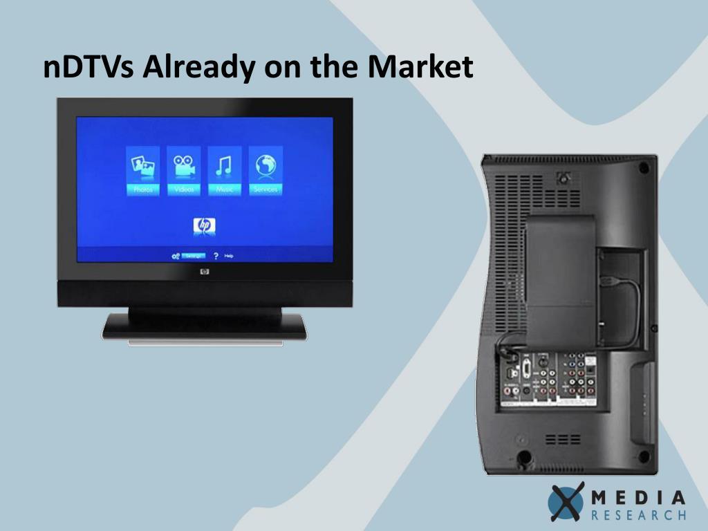 nDTVs Already on the Market