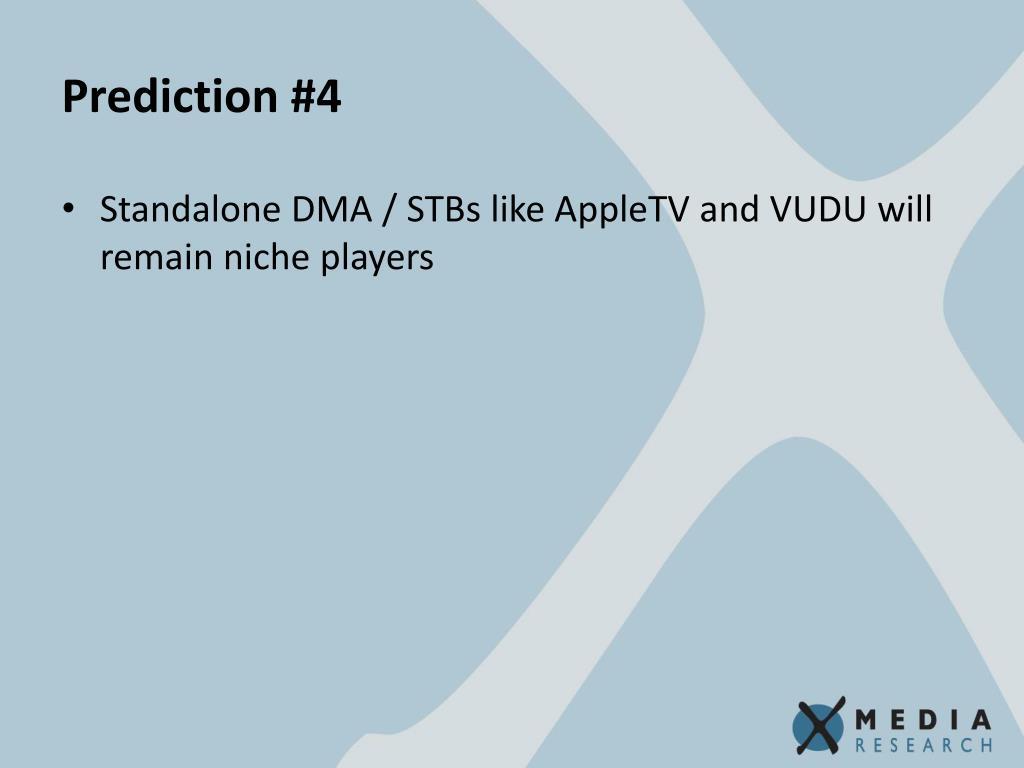 Prediction #4