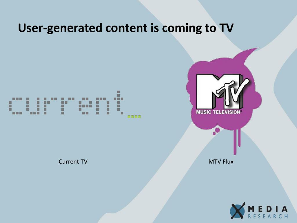 User-generated content is coming to TV