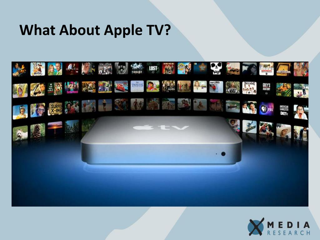 What About Apple TV?
