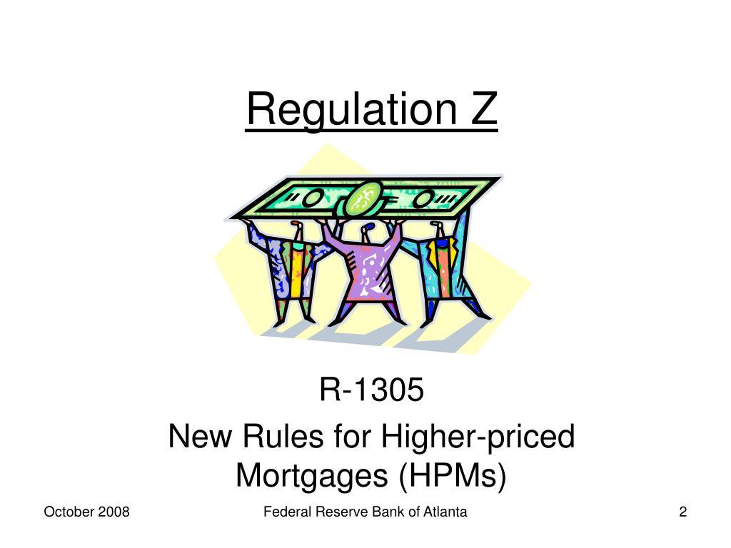 Regulation Z