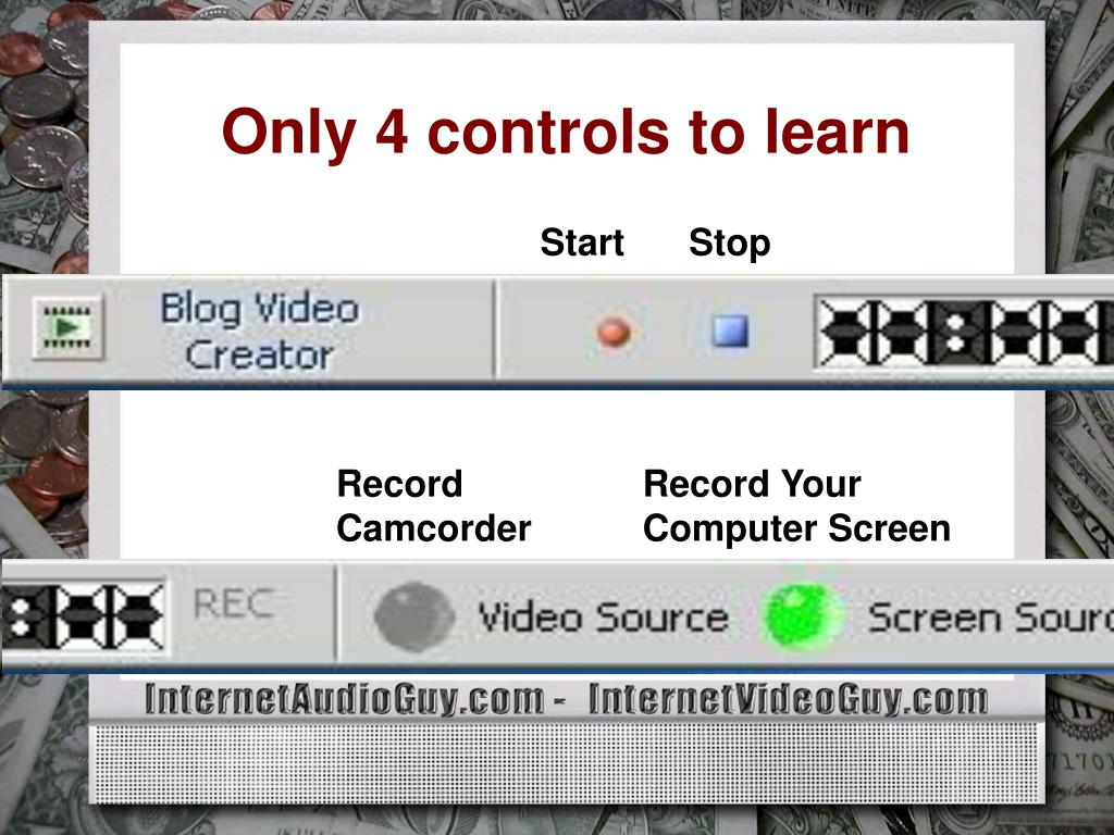 Only 4 controls to learn