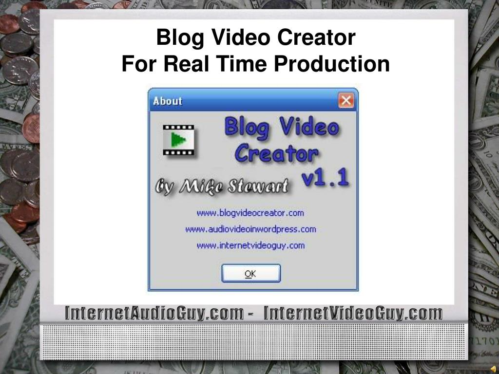 Blog Video Creator