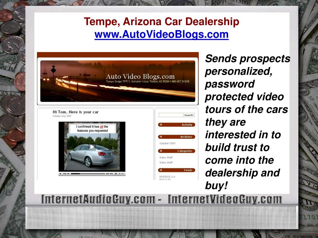 Tempe, Arizona Car Dealership