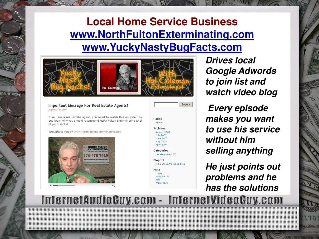 Local Home Service Business