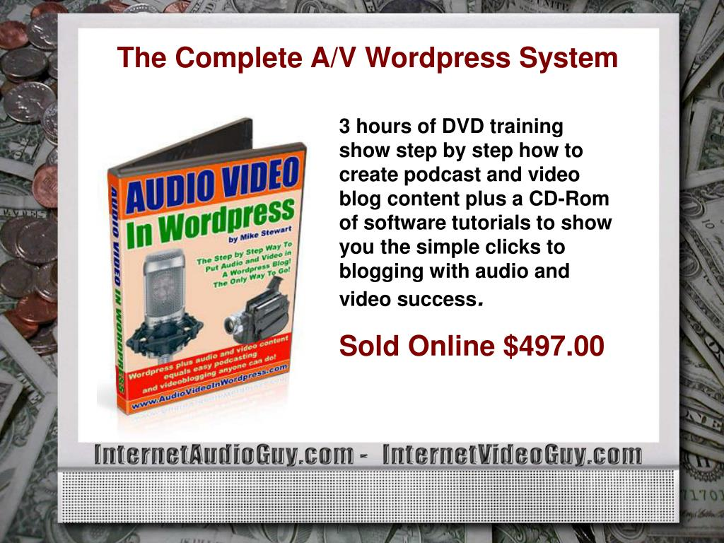The Complete A/V Wordpress System