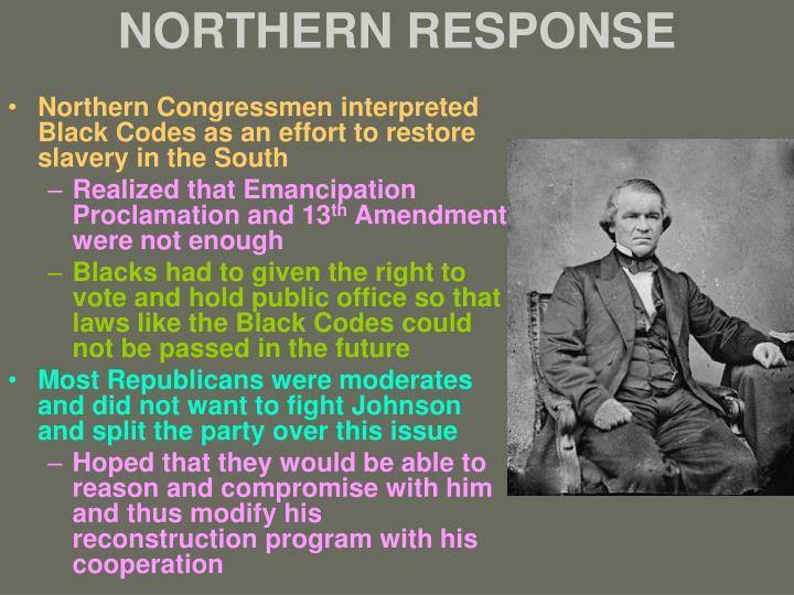 NORTHERN RESPONSE