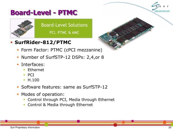 Board-Level - PTMC