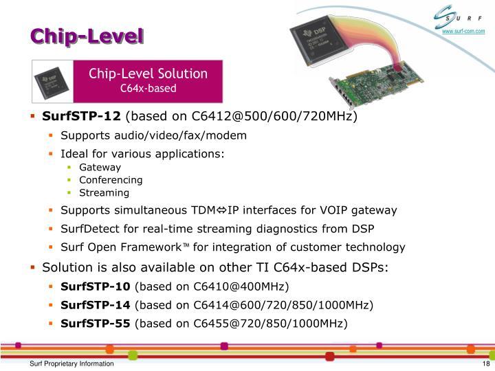 Chip-Level