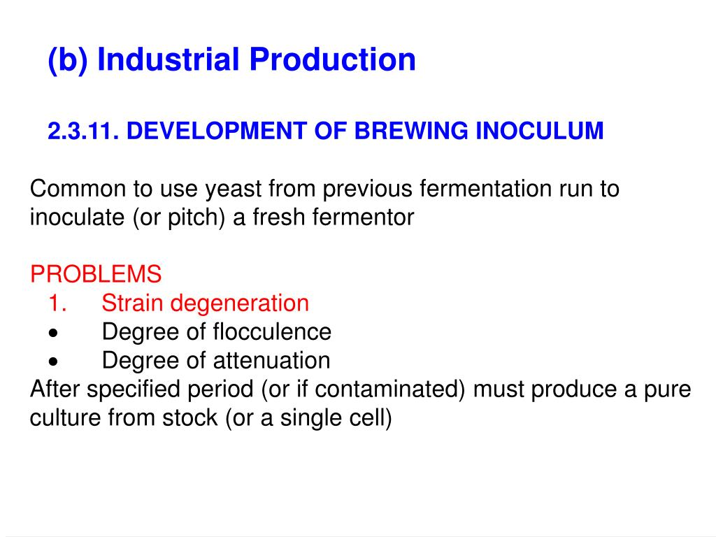 (b) Industrial Production