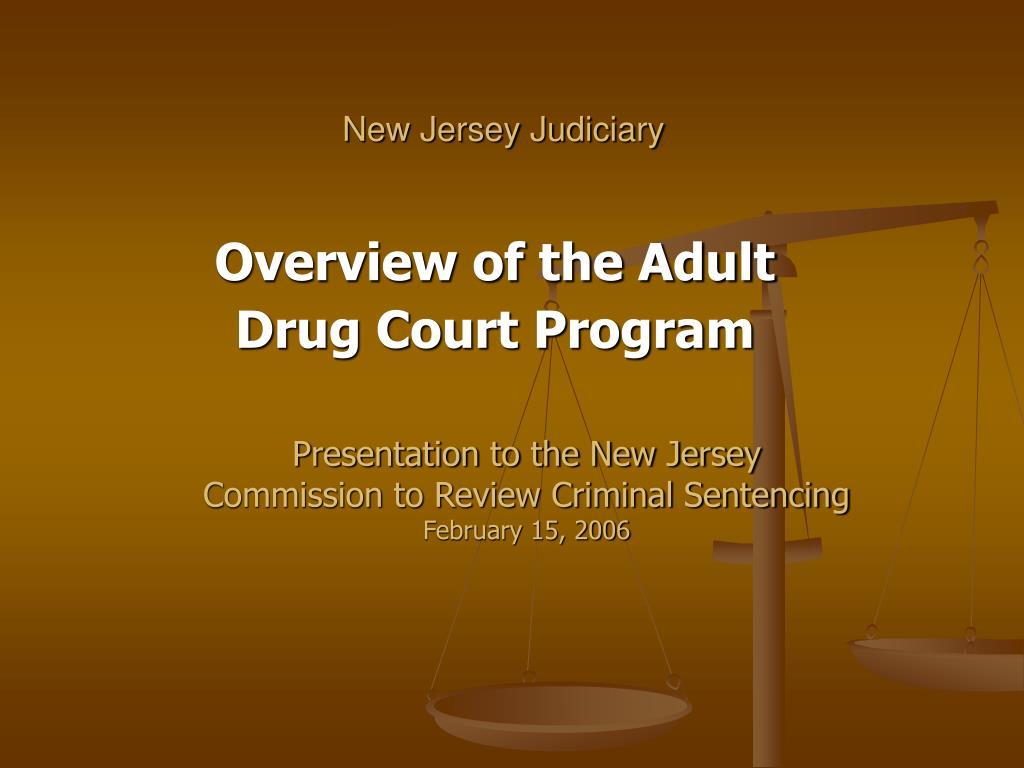 New Jersey Judiciary