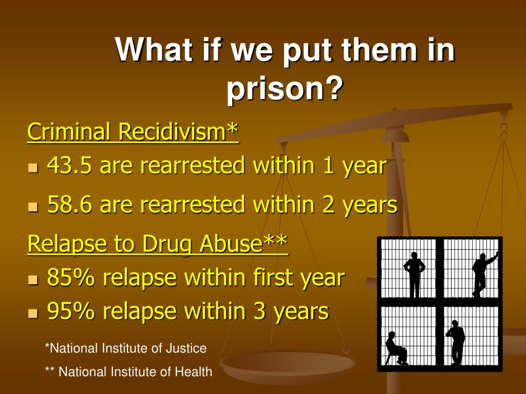 What if we put them in       prison?