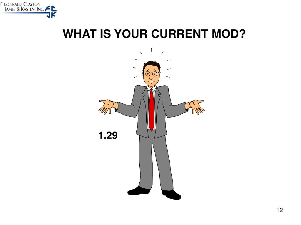 WHAT IS YOUR CURRENT MOD?