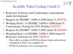 scalable video coding amd 37