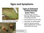 signs and symptoms25