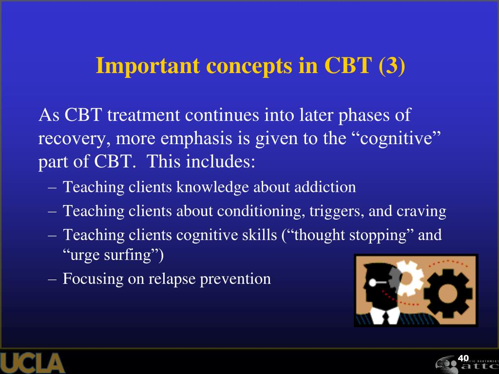 Important concepts in CBT (3)
