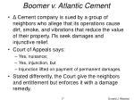 boomer v atlantic cement