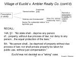 village of euclid v ambler realty co cont d41