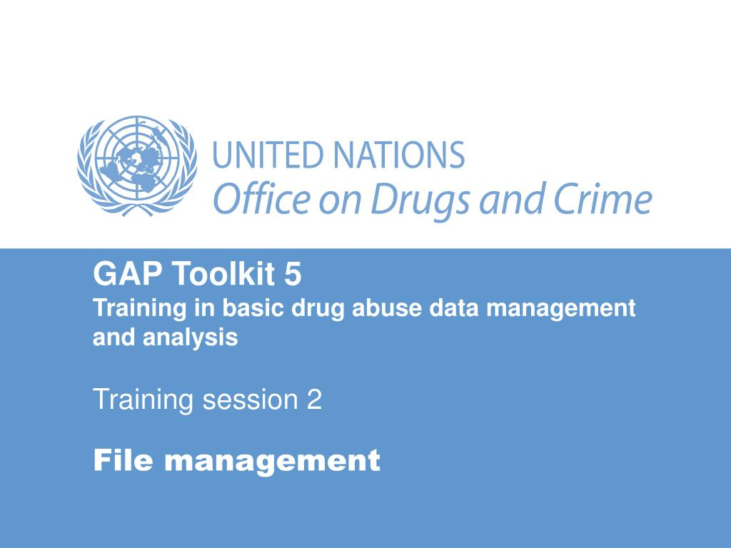 GAP Toolkit 5