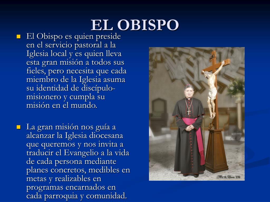 EL OBISPO