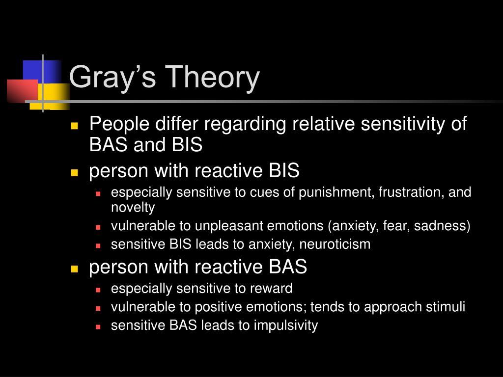 Gray's Theory