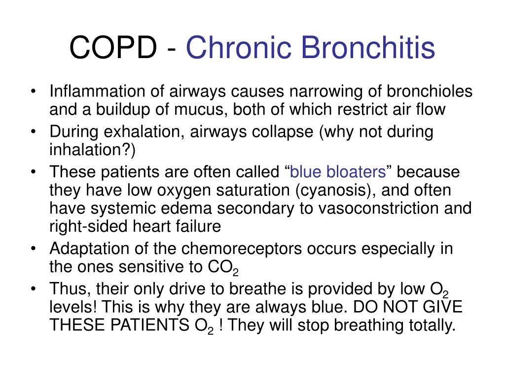 COPD -