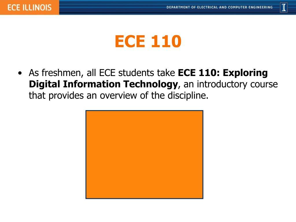 ECE 110