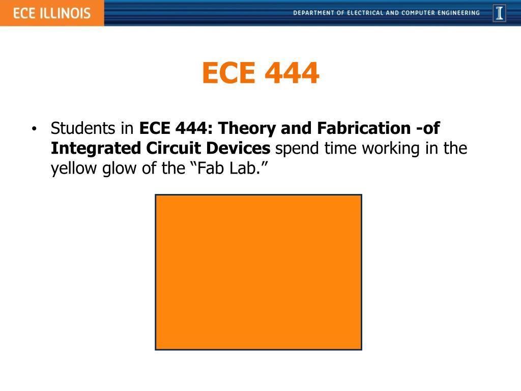 ECE 444