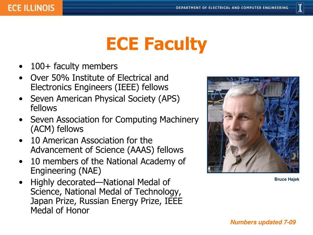 ECE Faculty