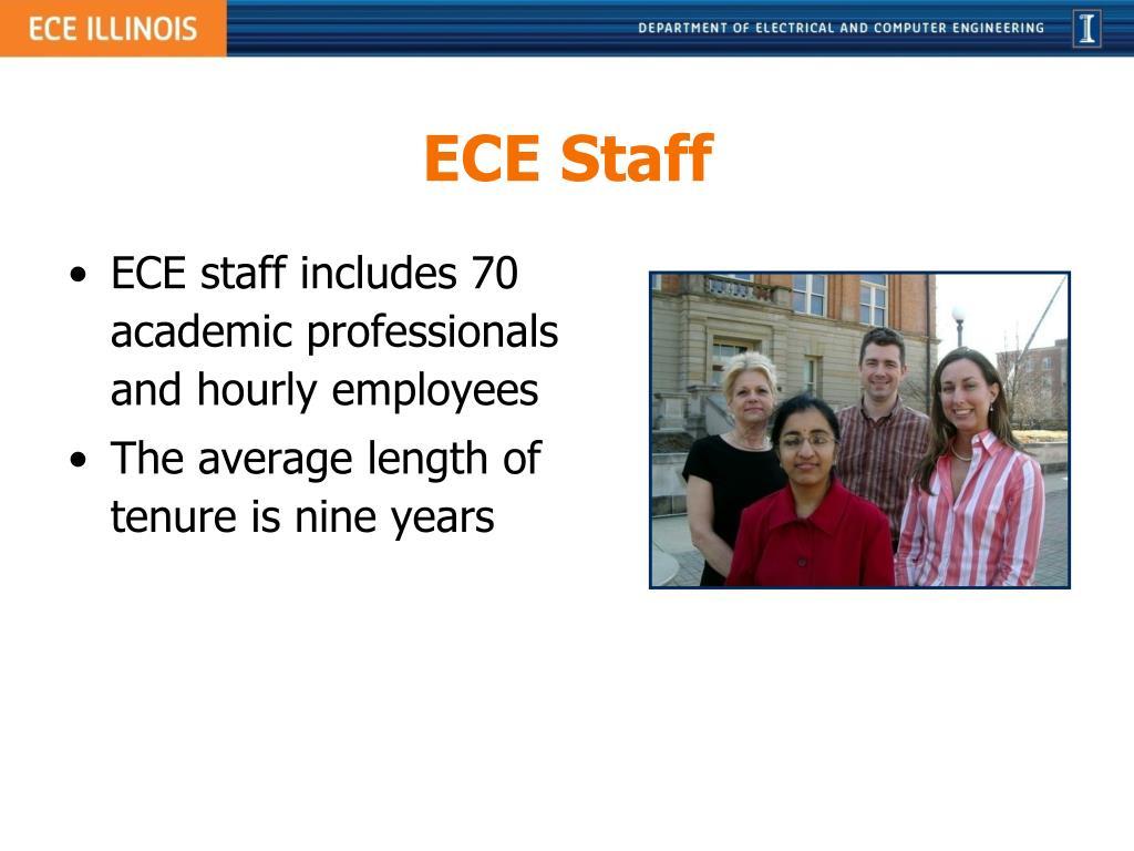 ECE Staff