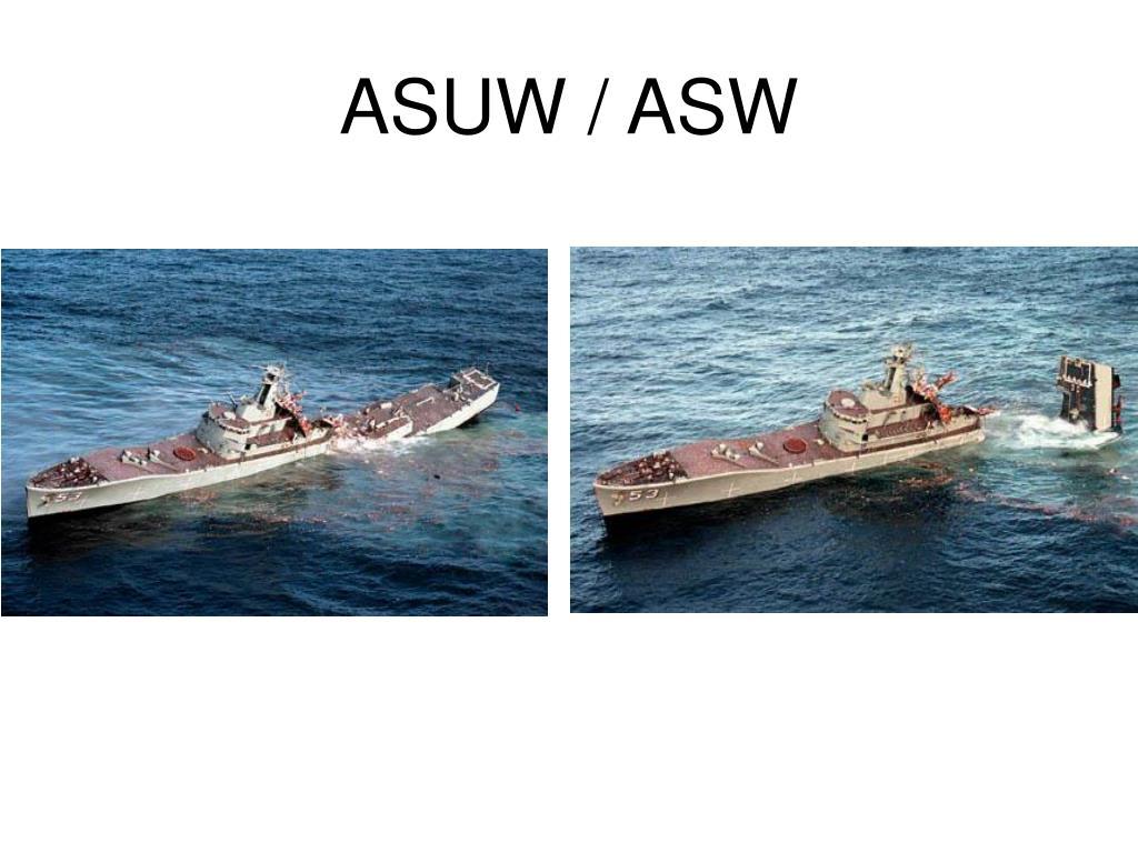 ASUW / ASW