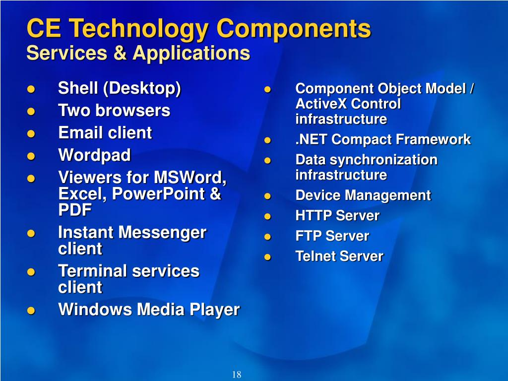 Shell (Desktop)