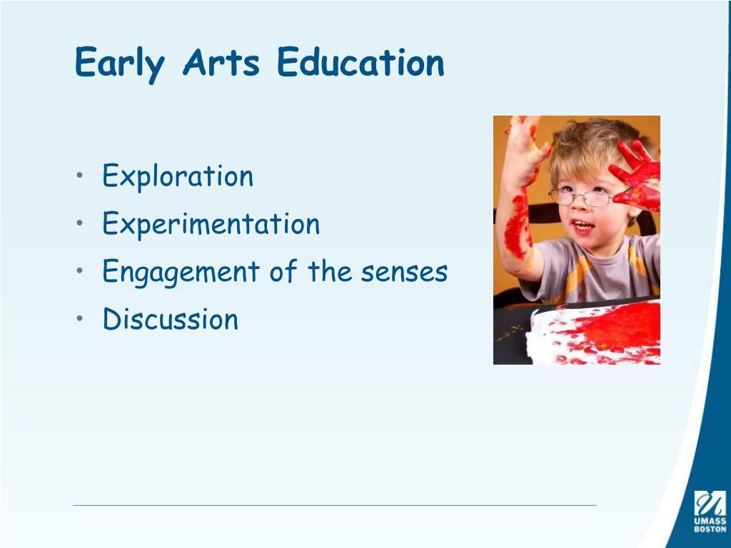 Early Arts Education