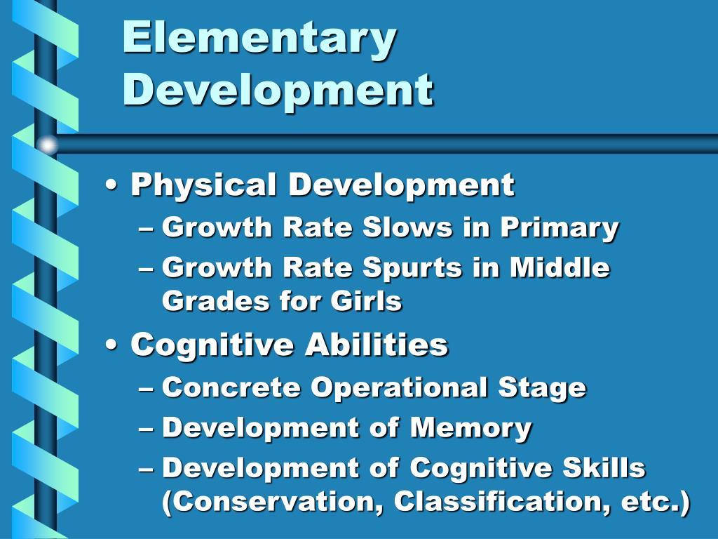 Elementary Development