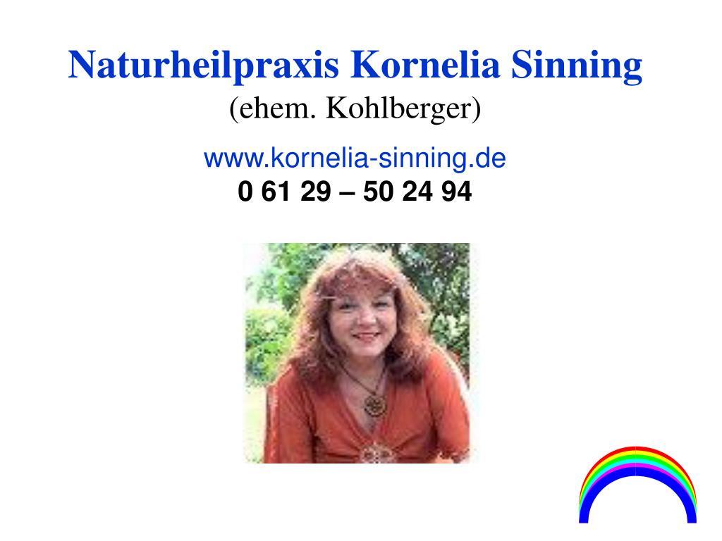 Naturheilpraxis Kornelia Sinning