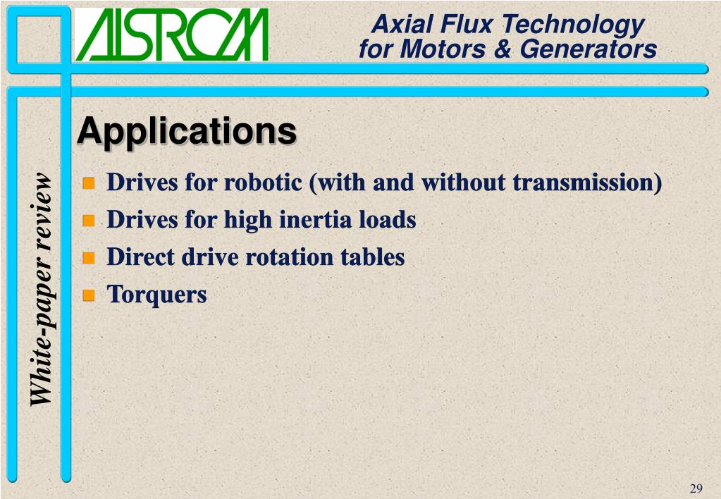 Drives for robotic (with and without transmission)