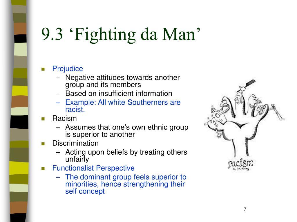 9.3 'Fighting da Man'