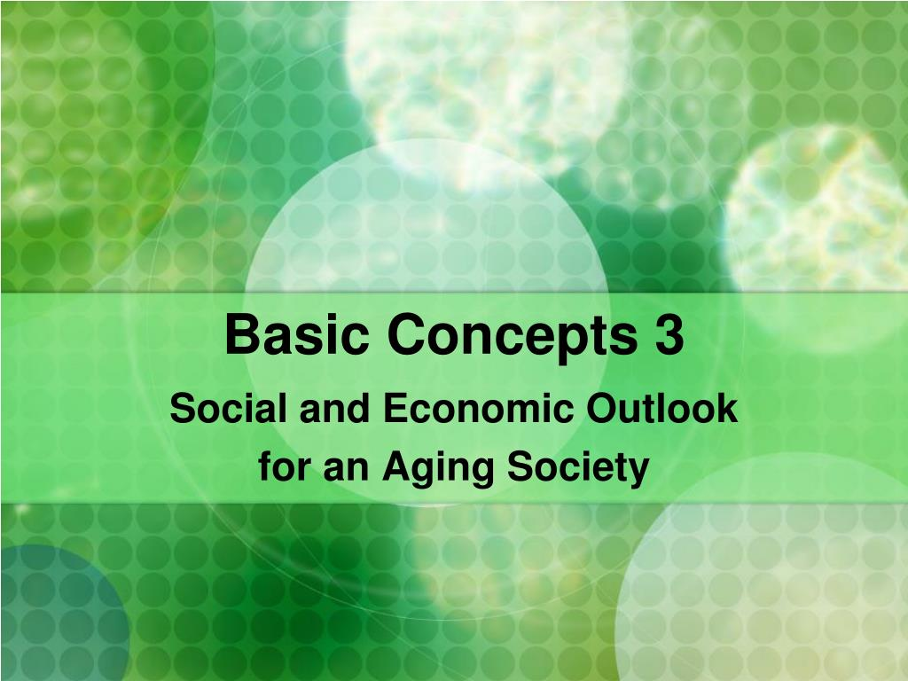 Basic Concepts 3