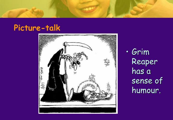 Picture-talk
