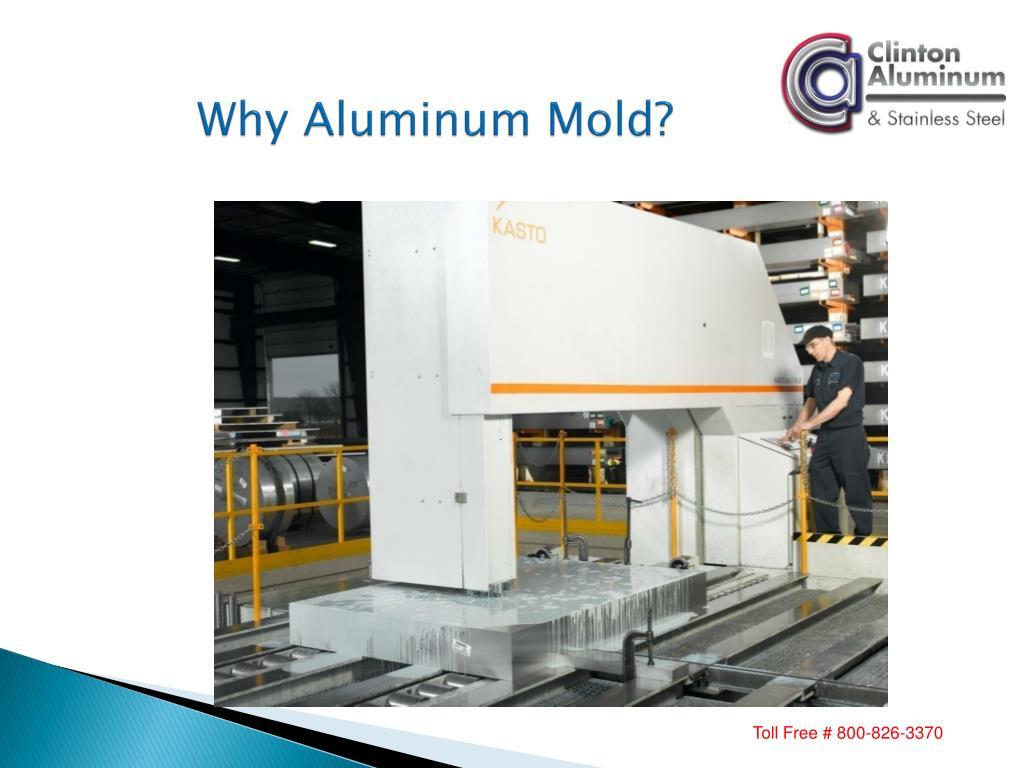 why aluminum mold