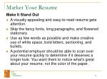 market your resume26