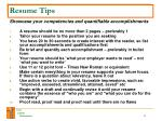 resume tips31