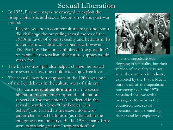 Sexual Liberation