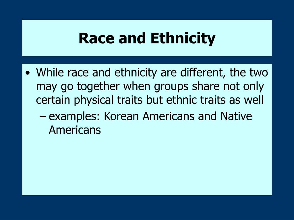 race and ethnicity research papers Research paper: advertising and gender, ethnicity, race, class research papers check the box next to each step below as you complete them.